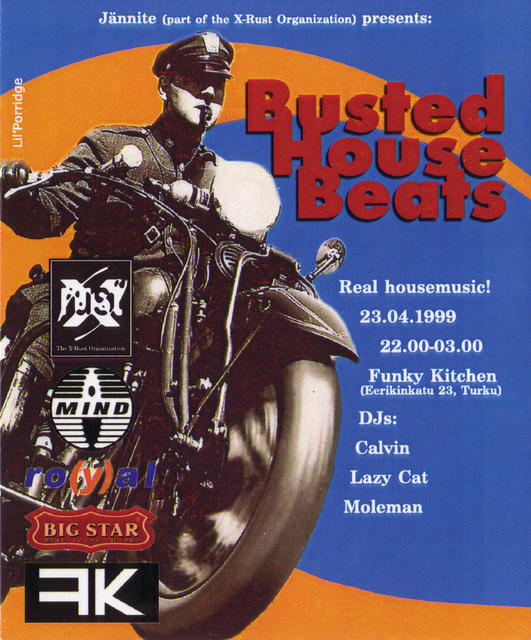 Busted House Beats
