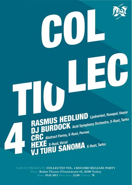 Collectio 4 Release Party