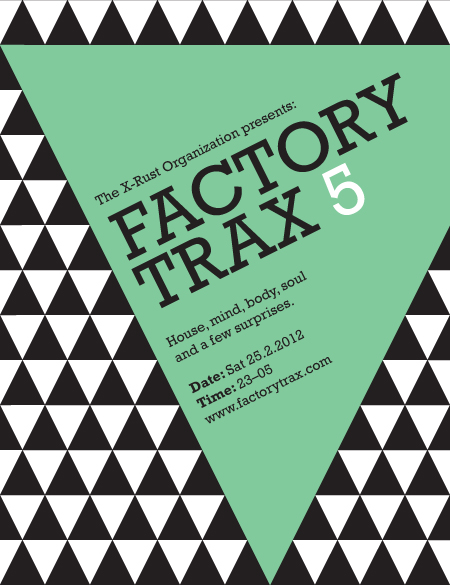 Factory Trax 5