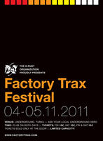 Factory Trax Festival 1/2