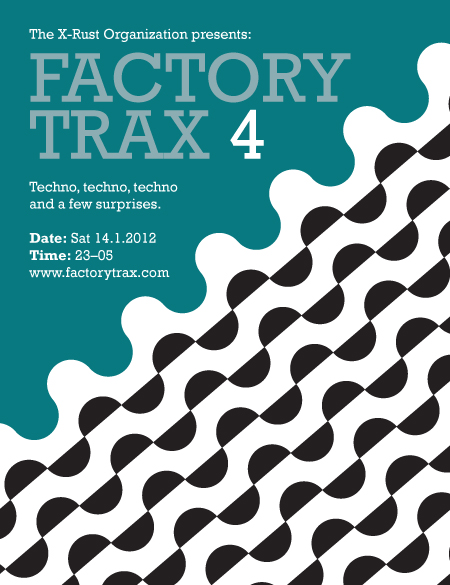 Factory Trax 4