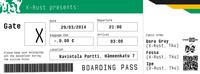 Gate X - 29032014