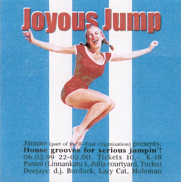 Joyous Jump