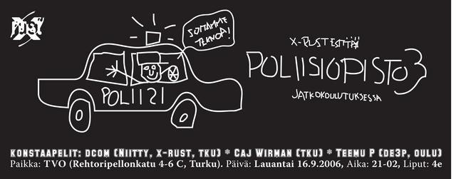 Poliisiopisto 3