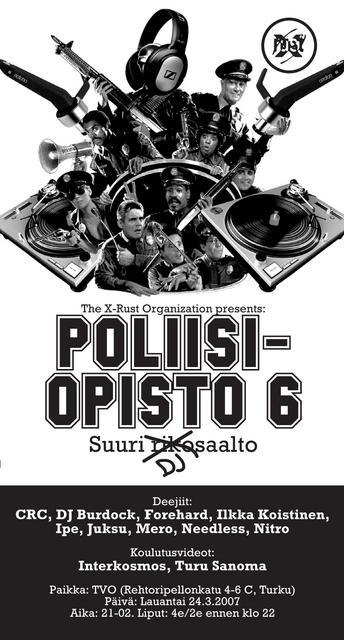 Poliisiopisto 6