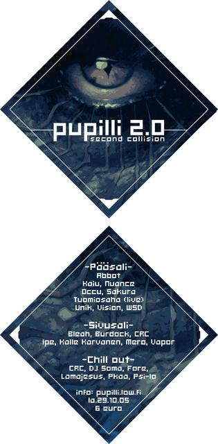 Pupilli 2.0 – Second Collision
